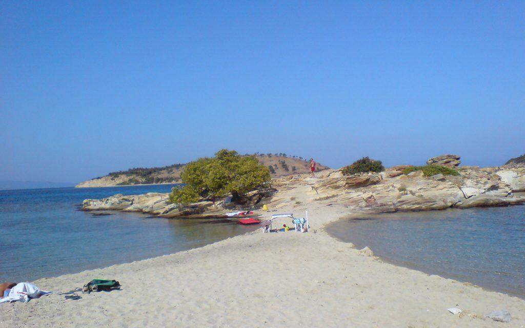 Lagonisi Beach